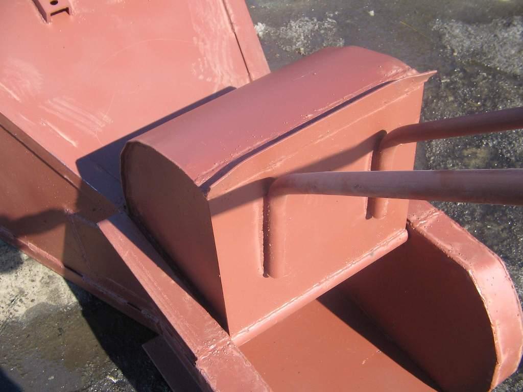 Сделать бадью для бетона